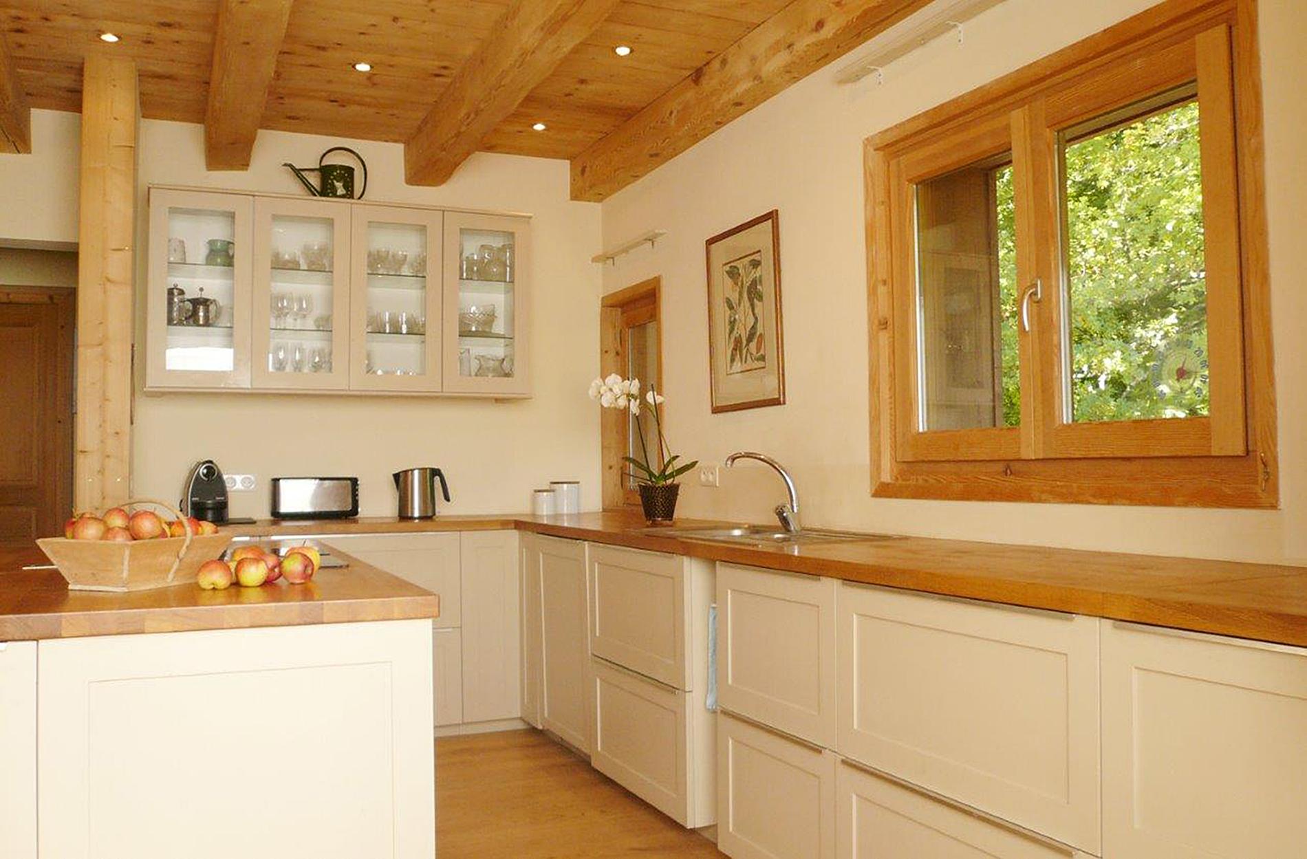 Ausgezeichnet Shaker Stil Küchen Uk Zeitgenössisch - Küchenschrank ...