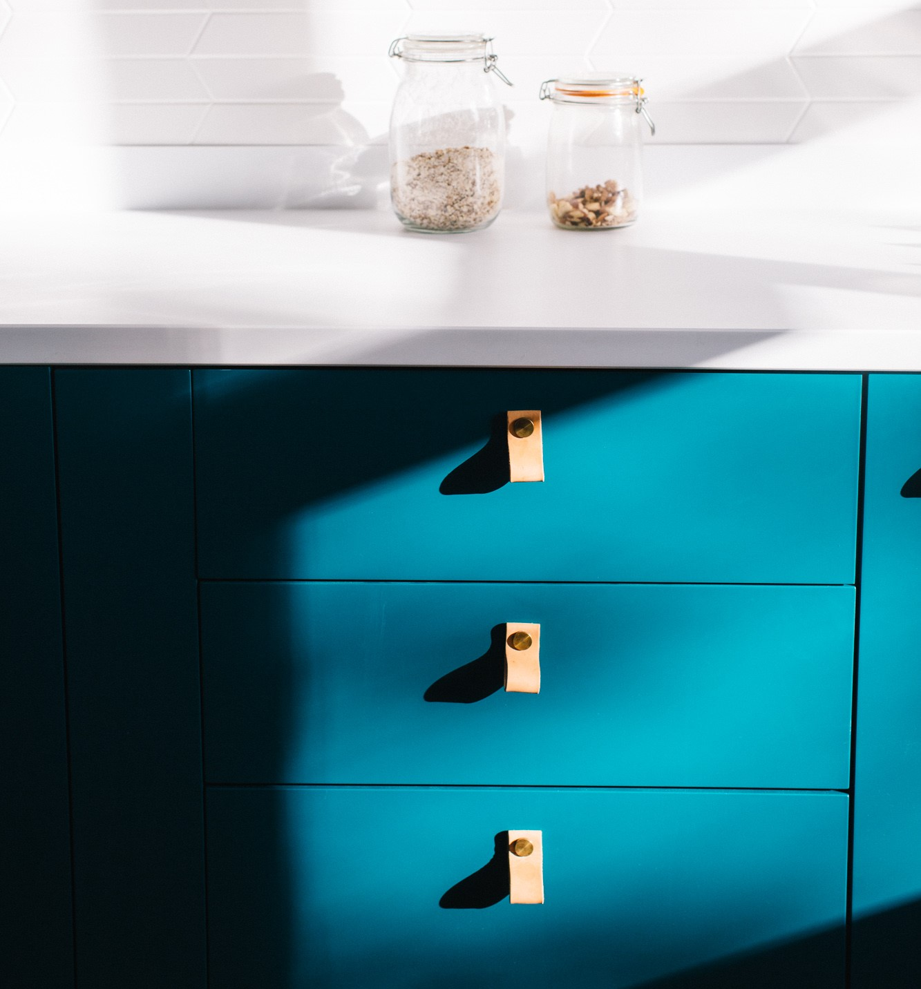 Bespoke Shaker Doors Upgrades For IKEA Kitchens.